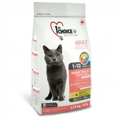 1st Choice Cat Adult Indoor Vitality