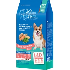 LCB Prime Blue High Energy Dog Food - Lamb, Chicken & Beef (Triple Proteins L.I.D. Recipe)