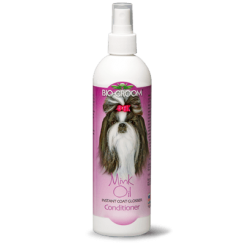 Bio-Groom Mink Oil Conditioner Spray (12oz)