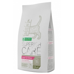 Nature's Protection Superior Care Large Breed Kitten