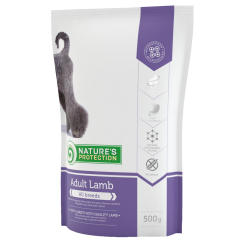 Nature's Protection Adult with Lamb Dog Food