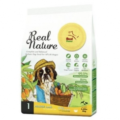 Real Nature No.1 PRAIRIE Lamb For Problematic Skin