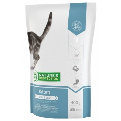 Nature's Protection Kitten Cat Food