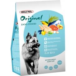 Uncle Paul Original Dog Food Energetic Adult