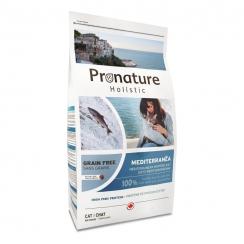 Pronature Holistic (Grain Free) Cat Adult Mediterranea