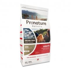 Pronature Holistic (Grain Free) Dog Adult Asiato Mini Bites
