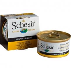 Schesir Tuna w/Surimi