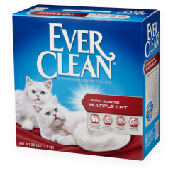 Ever Clean Multiple Cat Lightly Scented