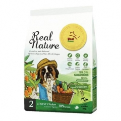 Real Nature No.2 FOREST Chicken For Sensitive Digestion