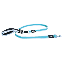 YSS PU Leather Leash BLUE