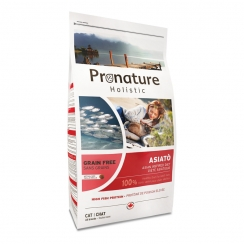 Pronature Holistic (Grain Free) Cat Adult Asiato