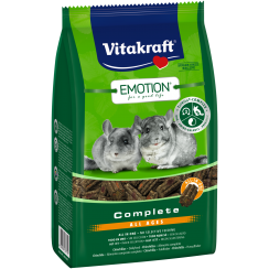 Vitakraft Emotion Complete Chinchilla (800g)