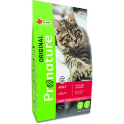 Pronature Original Cat Adult (W/LAMB RECIPE)