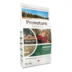 Pronature Holistic (Grain Free) Dog Adult Nordiko Small Bites