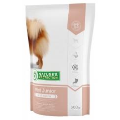 Nature's Protection Mini Junior Dog Food