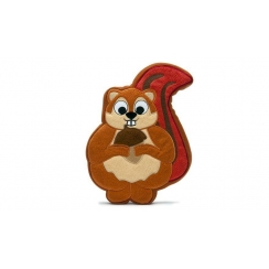 Pridebites Toy Sadie the Squirrel Dog Toy