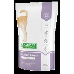 Nature's Protection Adult Mini Lamb Dog Food