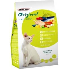 Uncle Paul Original Cat Food Sensitive Adult (FIT)