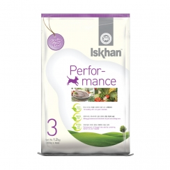 ISKHAN Dog Food Performance