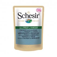 Schesir Chicken w/Hake