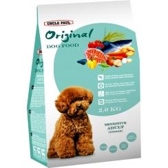 Uncle Paul Original Dog Food Sensitive Adult (Indoor)