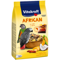 Vitakraft African for Grey Parrot (750g)